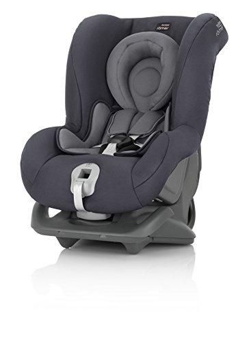 Britax Römer Reboarder Kindersitz 0 - 4 Jahre | 0 - 18 kg | FIRST CLASS PLUS Autositz Gruppe 0+/1 |...