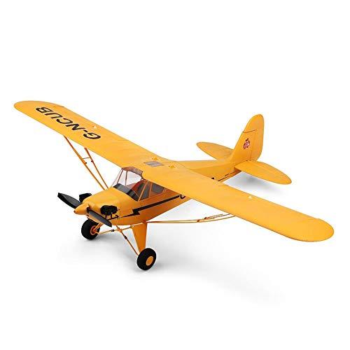 Neuestes RC-Flugzeug, 5-Kanal-RC-Flugzeug Leicht zu fliegen,ferngesteuertes Flugzeuggleiter Eingebautes...