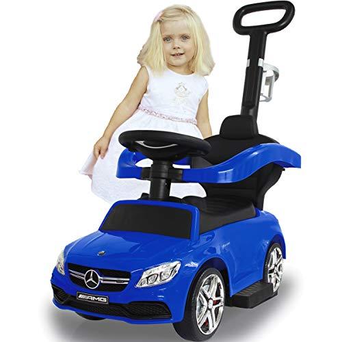 Stimo Mercedes Benz AMG Rutschauto (offiziell lizenziert) Kinder Fahrzeug Rutscher Auto (AMG C63 Coupe...