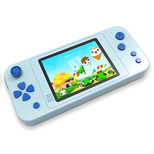 ZHISHAN Tragbare Handheld Spielekonsole für Kinder Erwachsener mit Eingebauten 218 Klassisches Retro...