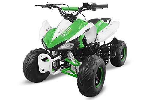 Kinderquad Speedy 125cc RG7 7' Automatik+Rückwärtsgang Quad ATV Bike Midi Buddy Pocket Kinder...