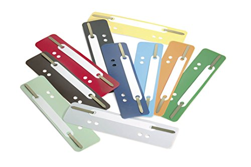 Durable Heftstreifen Flexi, 1 Packung à 250 Stück, farbig sortiert, 690100