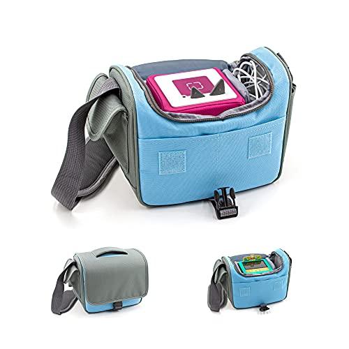 my STITCHERY® Musikbox-Tasche für Hörwürfel (u.a. Toniebox, Tigerbox), voll gepolstert, für ca. 15...