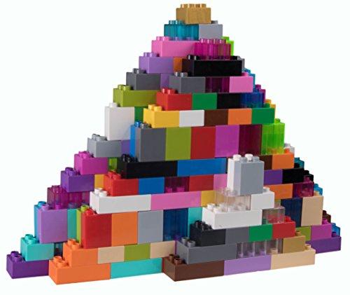 Strictly Briks Basic Builder Set #3 - Premium-Bausteine - kompatibel mit großen Bausteinen Aller...