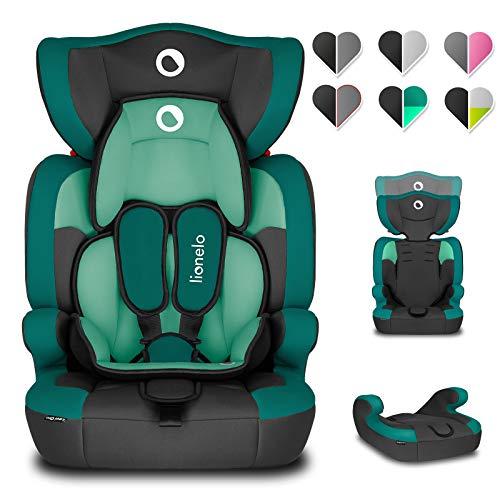 Lionelo Levi One Kindersitz 9-36kg Kindersitz Auto höhenverstellbare vertiefte Kopfstütze Seitenschutz...