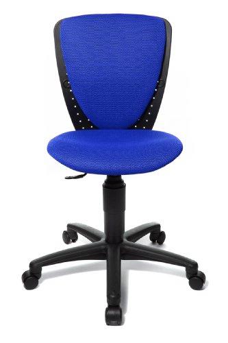 Topstar 70570BB60 High S'cool, Kinder- und Jugenddrehstuhl, Schreibtischstuhl für Kinder, Bezugsstoff...