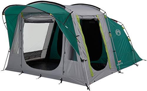 Coleman Oak Canyon 4 Zelt, 4 Personen Tunnelzelt mit nachtschwarzer Schlafkabine, 4 Mann Familienzelt,...