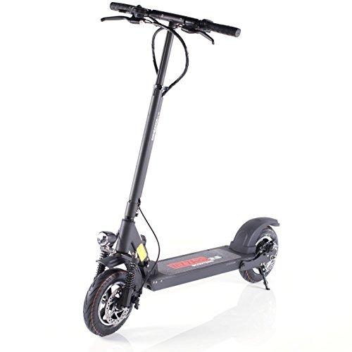 Wizzard 2.5S City E Roller mit 40 Km/h Geschwindigkeit und 50 Km Reichweite