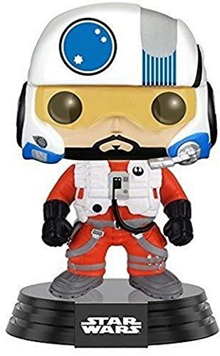 Funko 9614 Dimensions: 3.75' X 1 Force Awakens Head Vinyl Figure POP Bobble: Star Wars: E7 TFA: Snap...