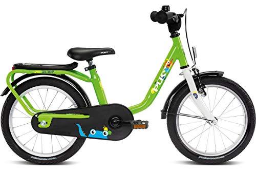 Puky Steel 16'' Kinder Fahrrad kiwi