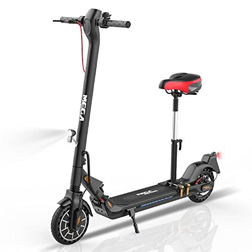 HITWAY 8,5' Elektro Scooter mit Straßezulassung mit Sitz E Scooter ABE E Roller, Elektroroller...