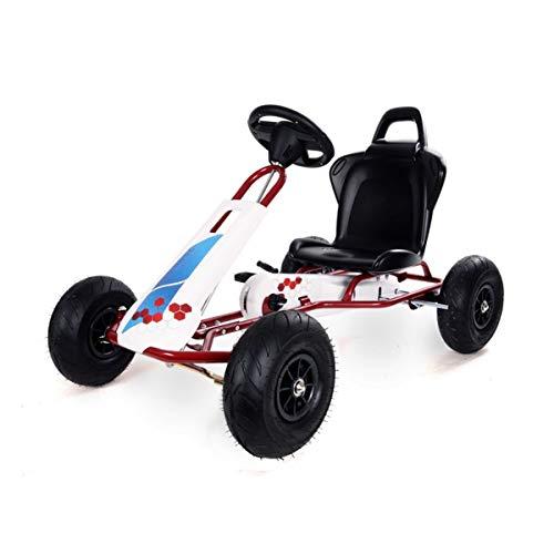 Ferbedo 5730 Fresh AR5C Go-Cart, Rot/Weiß