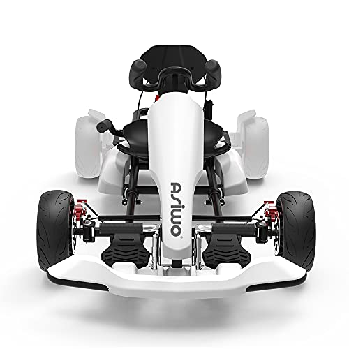 Go-Kart mit Hoverboard-Antrieb