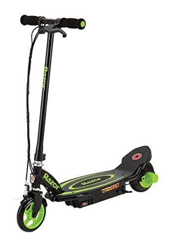 Razor E90 Electric Scooter Power Core Green 82,5 cm L x 40 cm B x 91,5 cm H
