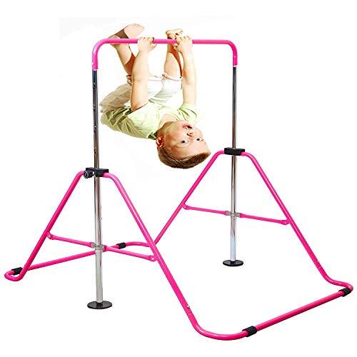 Jolitac Turnreck Gymnastik Kinder Garten Reck Reckanlage Turnstangen Horizontale Training Bar...