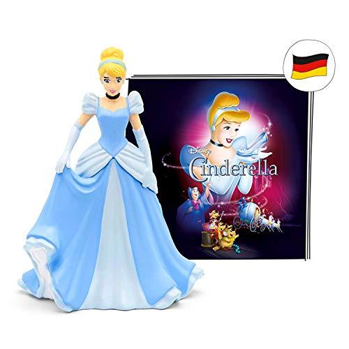 tonies Hörfigur für Toniebox, Disney – Cinderella Hörspiel mit Liedern, Hörspiel für Kinder ab 4...