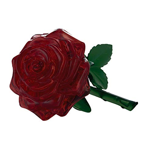 HCM Kinzel 103113 3113-Crystal Puzzle: Rose
