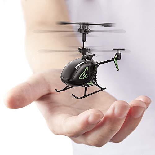 SYMA Hubschrauber ferngesteuert Mini Helikopter Fernbedienung RC Helicopter Indoor Flugzeug Geschenk...