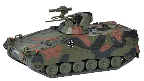 Schuco 452656600 Marder 1A2 Bundeswehr Version, Panzer, Modellauto, Zinkdruckguss, Maßstab 1:87,...