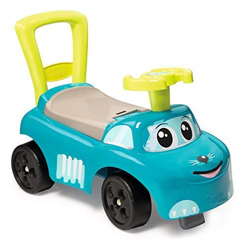 Smoby 720525 Mein erstes Auto Rutscherfahrzeug, Blau