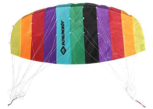 Schildkröt 970450 Dual Line Sport Kite 1.3, Zweileiner Lenkmatte, ab 8 Jahren, 55x125cm, inkl. 25 kp...