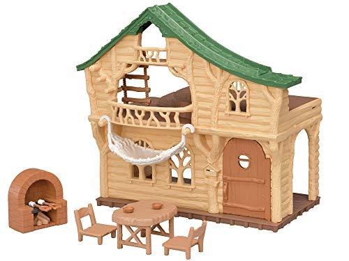 Sylvanian Families 5451 Haus am See - Puppenhaus Spielset