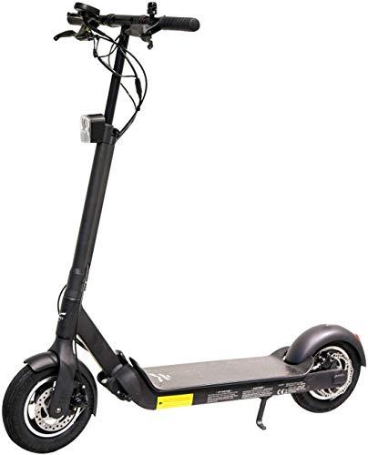 EGRET E-Scooter, Unisex, 10 48 V, Schwarz, Einheitsgröße