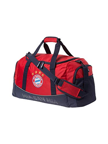 FC Bayern München Kinder-Sporttasche MIA SAN MIA rot