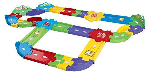 Vtech 80-148104 80-148104-Tut TUT Baby Flitzer-Straßen Erweiterungsset, groß, Bunt