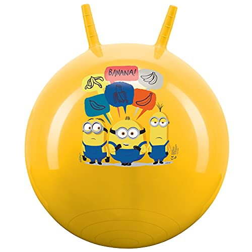 John 59569 Sprungball Minions 2 Hüpfball