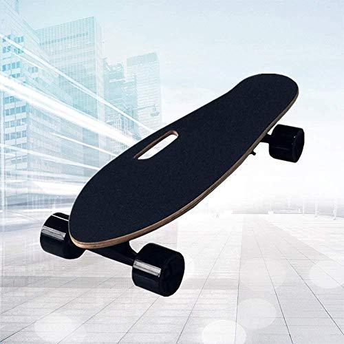 LINANNAN Elektro-Skateboard, Elektrolongboard ohne Fernbedienung, E-Skateboard für Erwachsene und...