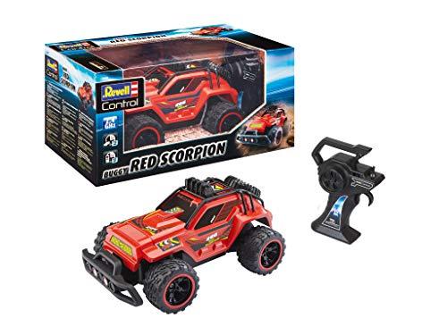 Revell Control 24474 Red Scorpion RC Einsteiger Modellauto