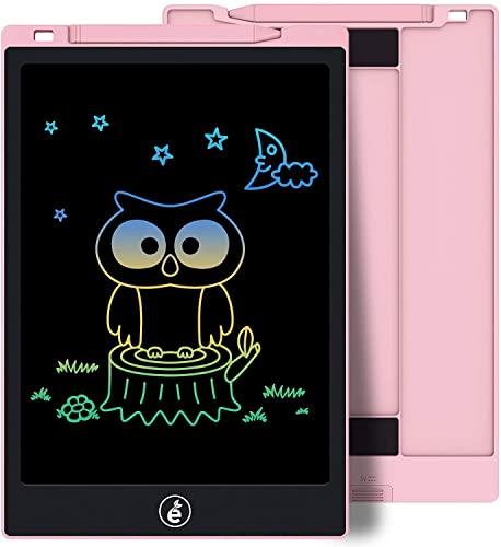 Sunany LCD Schreibtafel,11 Zoll Bunte Bildschirm Zeichenbrett Kinder,Digital Drawing Tablet for Kinder...