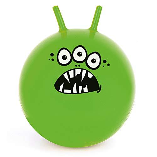 Toyrific Jump 'n' Bounce Hüpfball, Retro-Hüpfball,Sortierte Farben