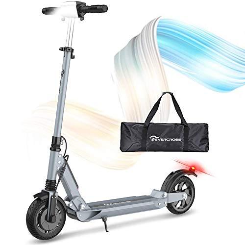 RCB Elektroroller Erwachsene Electric Scooter 30 km/h, 350W Motor, Anti-Rutsch-Reifen und LCD-Bildschirm,...