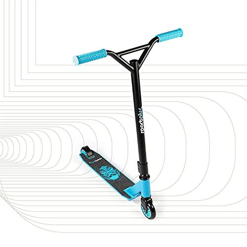 SportPlus Stunt/Freestyle Scooter, ABEC 9 Kugellager,3-fach verschraubte Lenkerklemme, 100mm PU-Wheels...