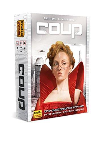 Coup, das Kartenspiel