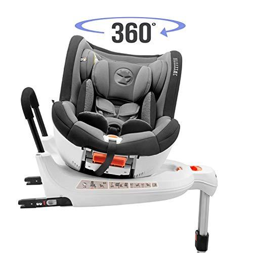 Sweety Fox 360: Reboarder Kindersitz von 0 bis 18 kg
