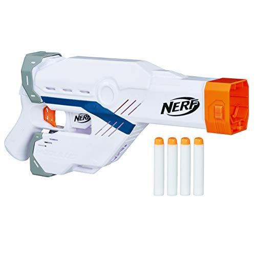 Nerf Modulus Mediator Stock, Spielzeugblaster für Kinder ab 8 Jahren