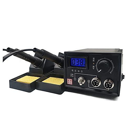 Brandmalerei,Brandmalstation Dual Holzbrenner mit Halterung,Pyrographie Maschine 60W 220V mit 20Pcs...