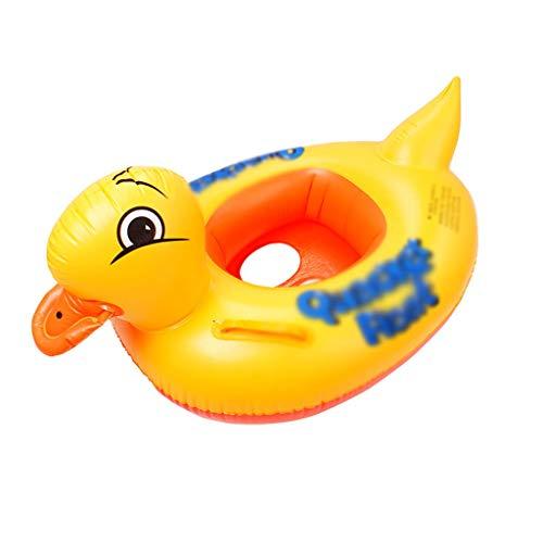 Schwimmringe Schwimmen Ring Baby Sitting Kreis Cartoon Ente Schwimmen Ring Verdickung Aufblasbare...