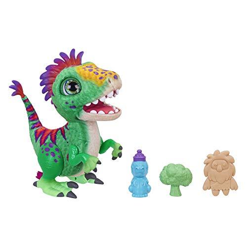 FurReal Mampfosaurus Rex, elektronisches Haustier für Kinder ab 4 Jahren