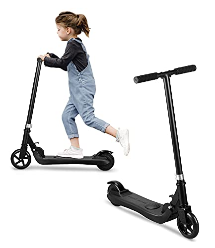 Riding' times Elektroroller für Kinder, Klappbarer Roller Kickscooter Elektro, 120W Motor, 5 km...