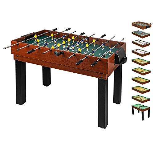 Multifunktions-Tisch (Fussball/Tischtennis, Air Hockey, Billard)