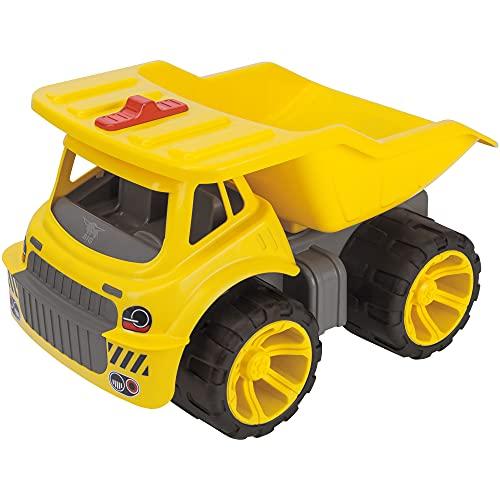 BIG - Power-Worker Maxi Truck - Kinderfahrzeug, geeignet als Sandspielzeug und für das Kinderzimmer,...