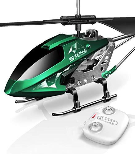 SYMA Hubschrauber Ferngesteuert Indoor Mini Spielzeug RC Helikopter Flugzeug Geschenk Kinder 3.5 Kanal...
