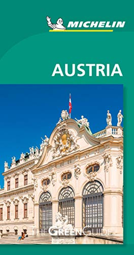 Michelin The Green Guide Austria: Travel Guide (MICHELIN Grüne Reiseführer)