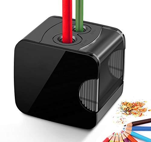 Elektrischer Anspitzer, Angetrieben mit USB oder Batterie arbeitet bewältigt Schwerlast automatischer...