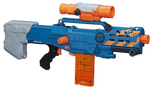 Hasbro Nerf A9546EU50 - Zombie Strike Longshot CS-12, Spielzeugblaster
