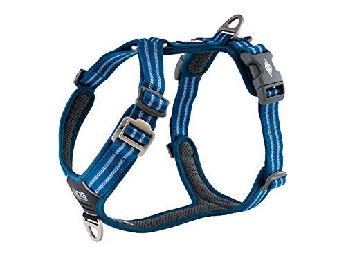 DOG Copenhagen Hundegeschirr V2 Walk Harness (Air) Ocean Blue Größe L